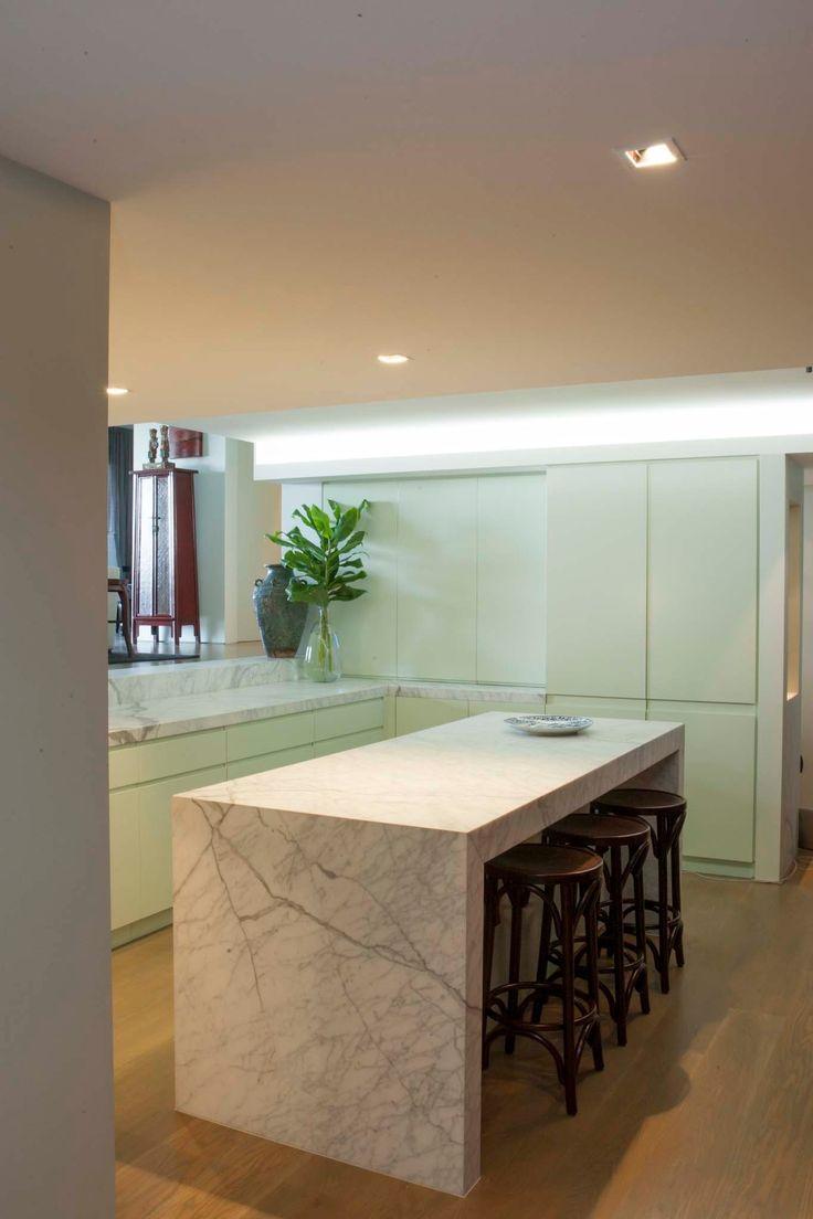 Kitchen. Brooke Aitken Design.