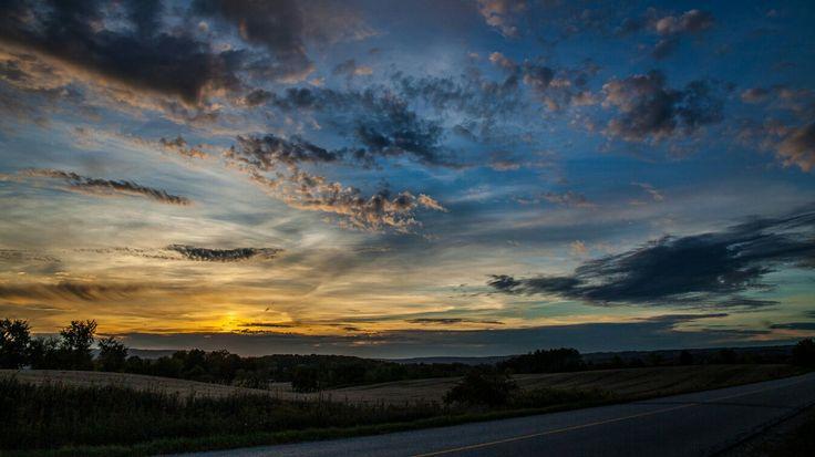 #sun #sunset