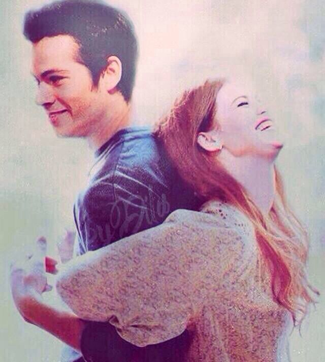 Teen Wolf Stiles and Lydia
