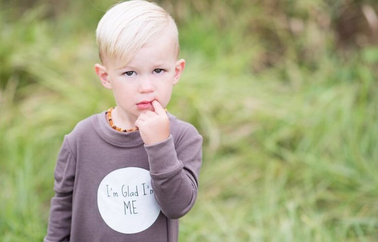 Bamboo Romper. I'm Glad I'm ME!! By Tiny Button Apparel