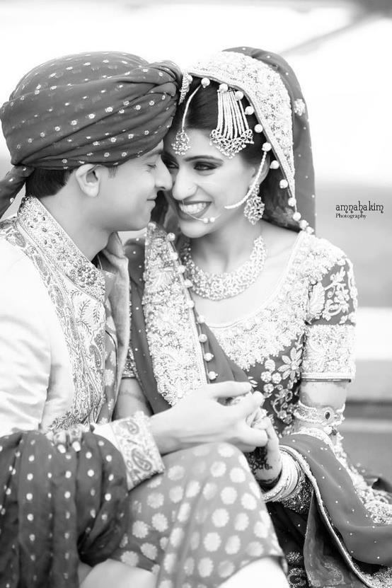 Dulhan Bride Indian South Asian Pakistani Desi Wedding Dulha Groom