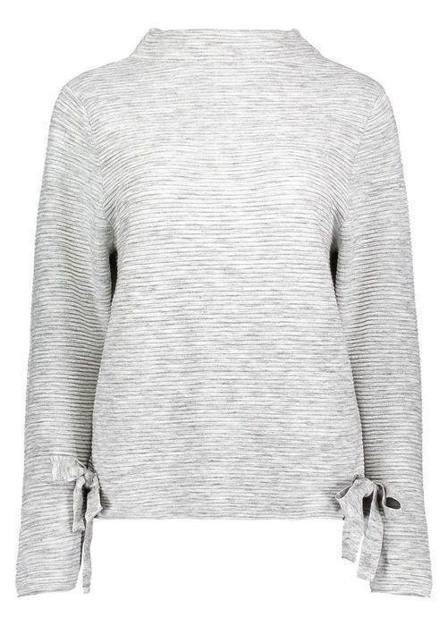 7625741b9a56 Betty   Co Strickpullover, Light Silver Melange - Grau, 44 Jetzt bestellen  unter  https   mode.ladendirekt.de damen bekleidung pullover sonstige-pu…