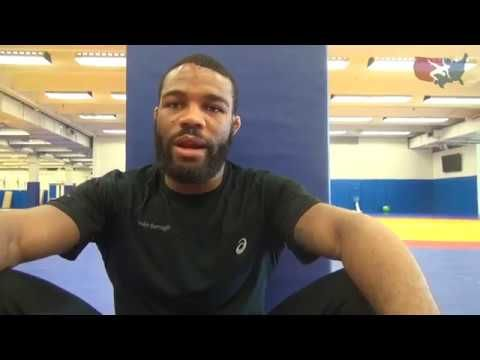 USA Wrestling Jordan Burroughs is back and ready to wrestle