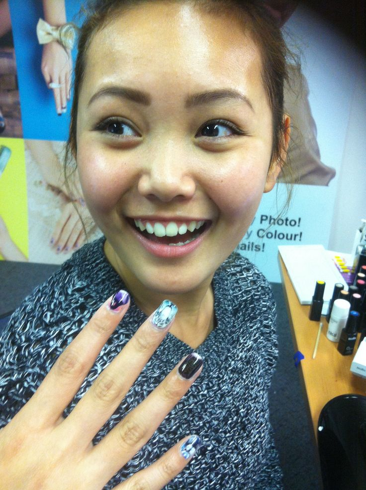 Get Tink'd nail art printing in 3D