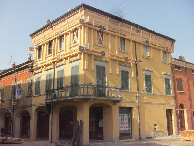 www.ladigetto.it - Messi in sicurezza dai pompieri gli edifici di S. Felice sul Panaro