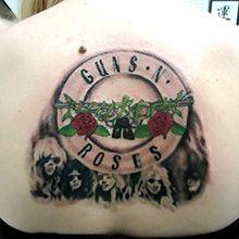 Fotos de Tatuagens de Música