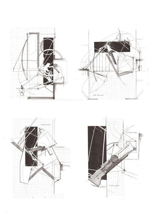 architectural-review:  Ben Spong - Designing A Dialogue -Site investigation