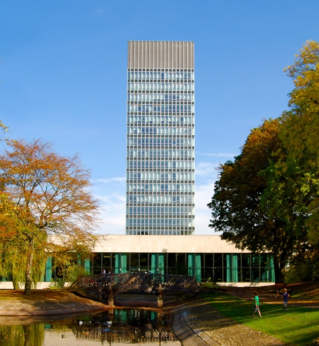 The Arts Tower, University of Sheffield