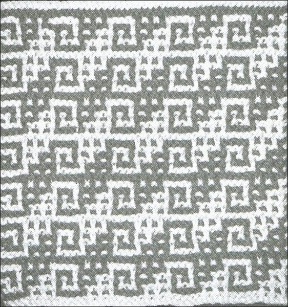 Plus de 1000 idees a propos de Slip stitch, mosaic knitting, lifted stitch su...