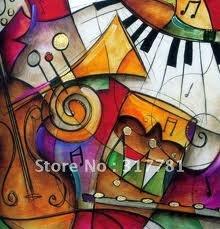 pinturas famosas abstractas - Buscar con Google