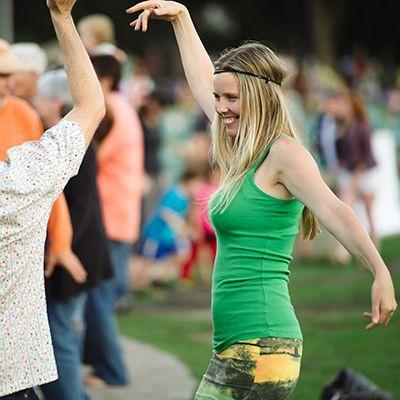 City Park Jazz | A Celebration of Community — 2015 Concert Calendar