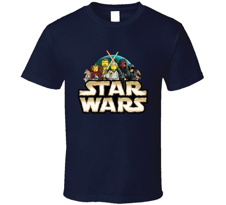 star wars lego T Shirt