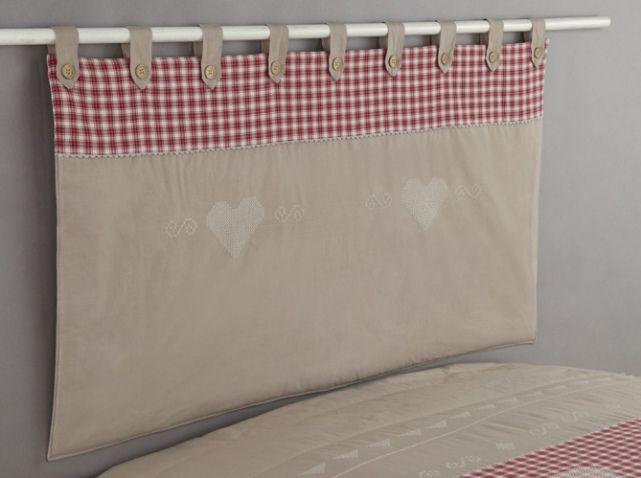 17 best tete de lit images on pinterest beds bed. Black Bedroom Furniture Sets. Home Design Ideas