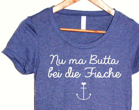 T-Shirts mit Spruch - Shirt Anker Sailor Hipster Vintage Print  - ein Designerstück von KitschUndKrempel bei #DaWanda #anker #shirt #statement