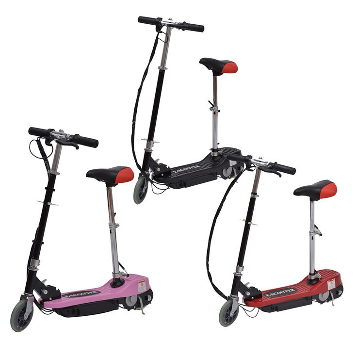 Electric Scooters 47349: Electric E Scooter Bike Motorized Battery Powered Folding Lightweight Portable -> BUY IT NOW ONLY: $76.99 on eBay!