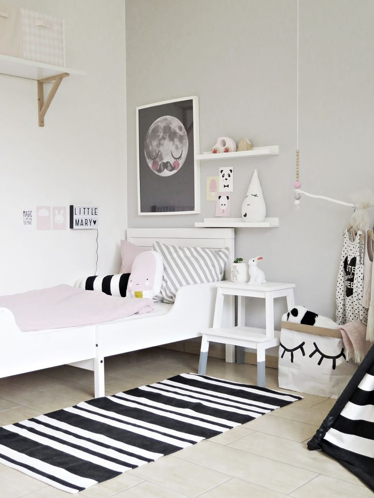 Best 25 scandinavian kids rooms ideas on pinterest - Child bedroom decor ...