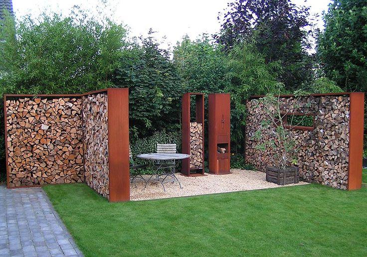 sauna cortenstaal - Google zoeken