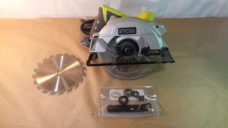 "Ryobi CSB135L 7-1/4"" circular saw with laser 03232017.06 #Ryobi"