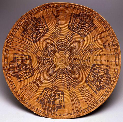 Coin Bowl Chumash, California, ca. 1820  MOMA collection
