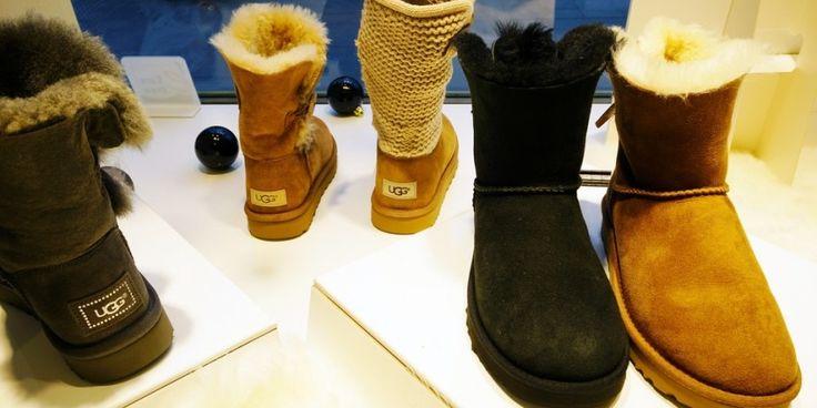 Fake-Spotting – So erkennst Du Original Ugg Boots