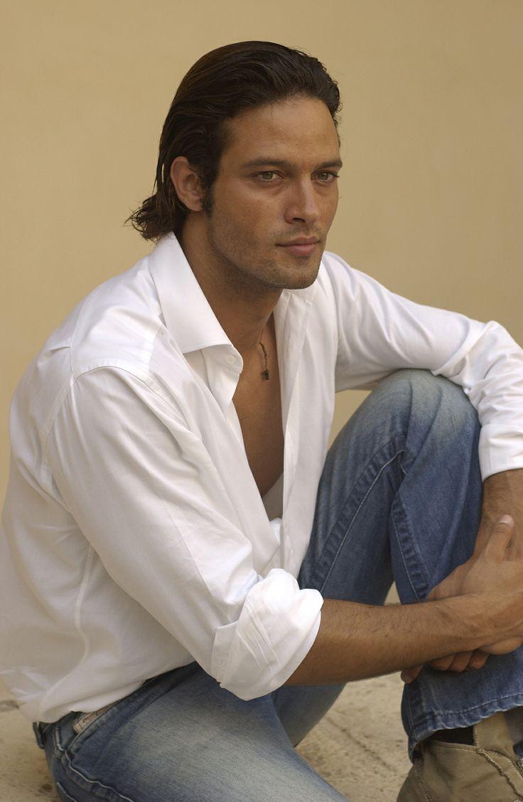 The god known as Gabriel Garko ..AKA  my future husband #iloveitalianmen