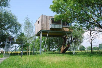 Die 11 schönsten Baumhäuser für den Sommer