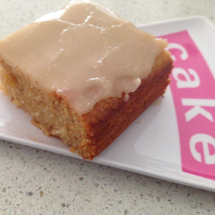 Lemon Slab Cake