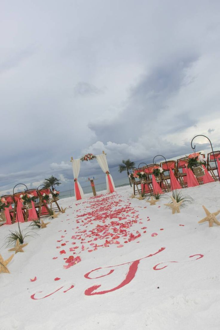Affordable Destin Florida Beach Wedding Packages/ All Inclusive Beach Weddings in Destin Florida