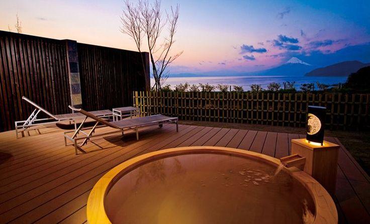 絶景に泊まりに行こう!一度は行きたい日本国内の「絶景ホテル」9選 2枚目の画像