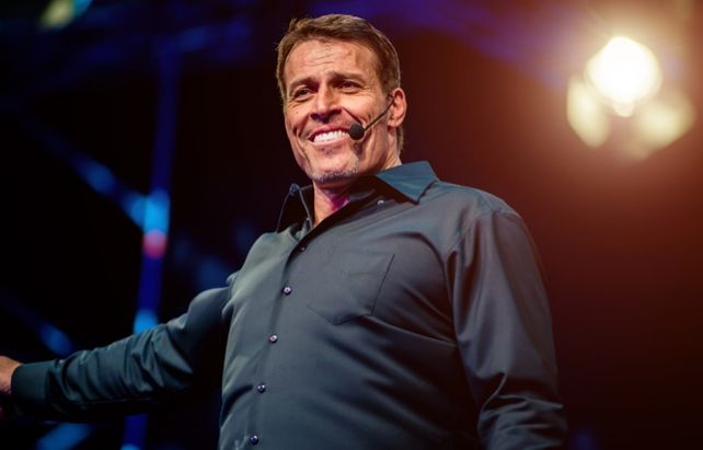 Tony Robbins made it his job to know why we do what we do and has impacted millions of lives. Here are his 40 Powerful Quotes that Changed My life.