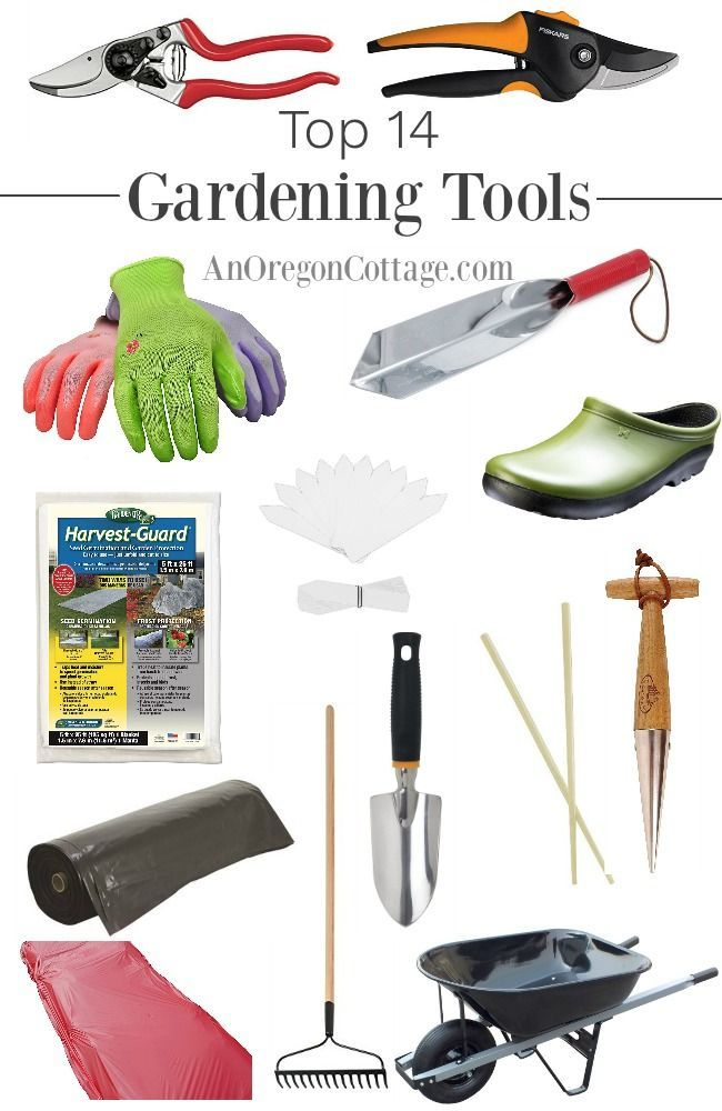 My 14 Must Have Tools For Gardening In 2020 With Images Garden