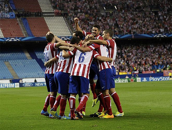 Atlético: Simeone « Rester humbles