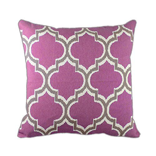 Moroccan Cushions Tiles Geometric Pattern Design Pillow Covers Sofa Case Dresses Shams Diy Cushion