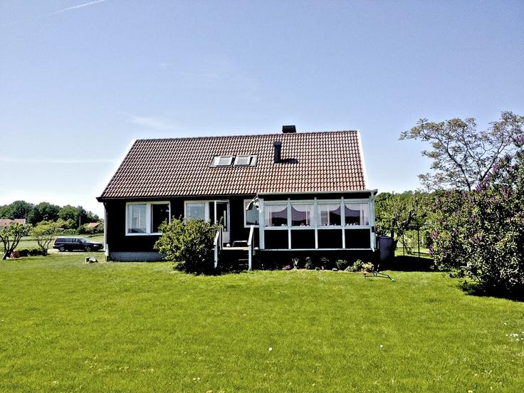 House on Visingo Island