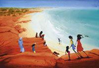 Art Prints Gallery of The Australian Outback Artist Judy Prosser