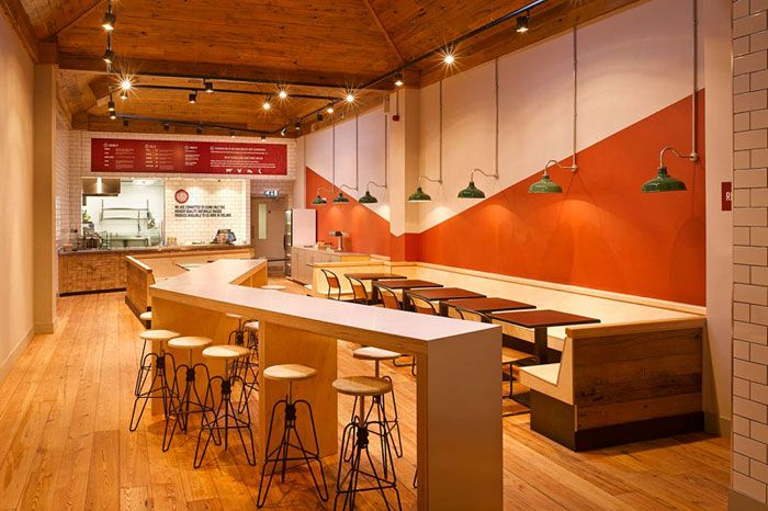 Fast Casual Restaurant Interiors Google Search Lulu