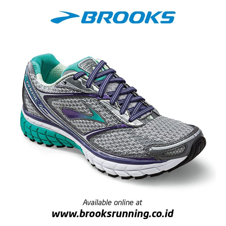 Mens BROOKS MEN'S GHOST 7 RUNNING SHOES Online Store Size 41