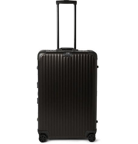 Topas Stealth Aluminium Multiwheel 78cm Suitcase | MR PORTER