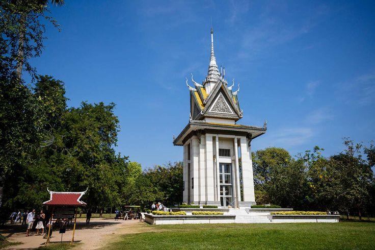 Aprender del pasado en el Memorial Choeung Ek - Diez cosas que hacer en Phnom Penh