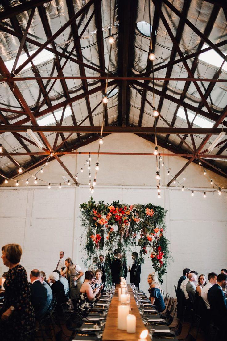 Abi u0026 Clayu0027s Perth City Farm Wedding