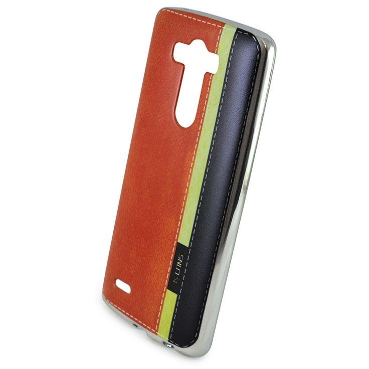 Mobilce | LG G3 ALONS CIZGILI SILVER Mobilce | Cep Telefonu Kılıfı ve Aksesuarları