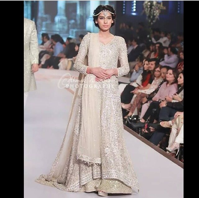 Gorgeous Faraz Manan Bridal - Asian Pakistan Bridal Wedding Wear
