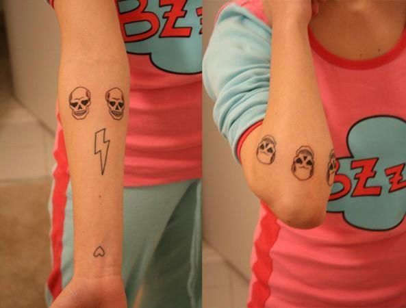 tattoo.: Tattoo Ideas, Skull Lightning, Skull Tattoos, Tattoo Skull, Cool Ideas, Lightning Bolt Tattoo, Awesome Tattoos, Ink