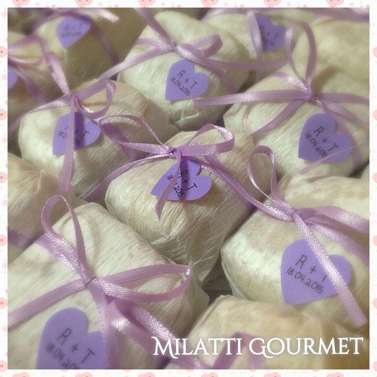 Bem-casados by Milatti Gourmet Orlando