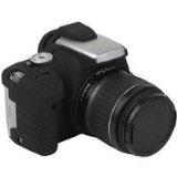 Delkin DDSPROC5DMK2-B Snug-It Pro DSLR Camera Skin for Canon 5D Mark II Black