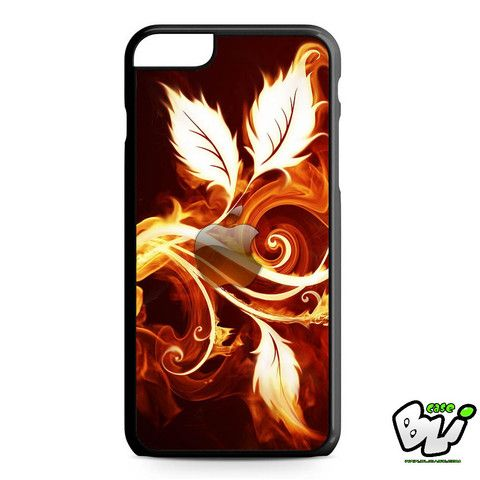 Flame Leaf iPhone 6 Plus Case | iPhone 6S Plus Case