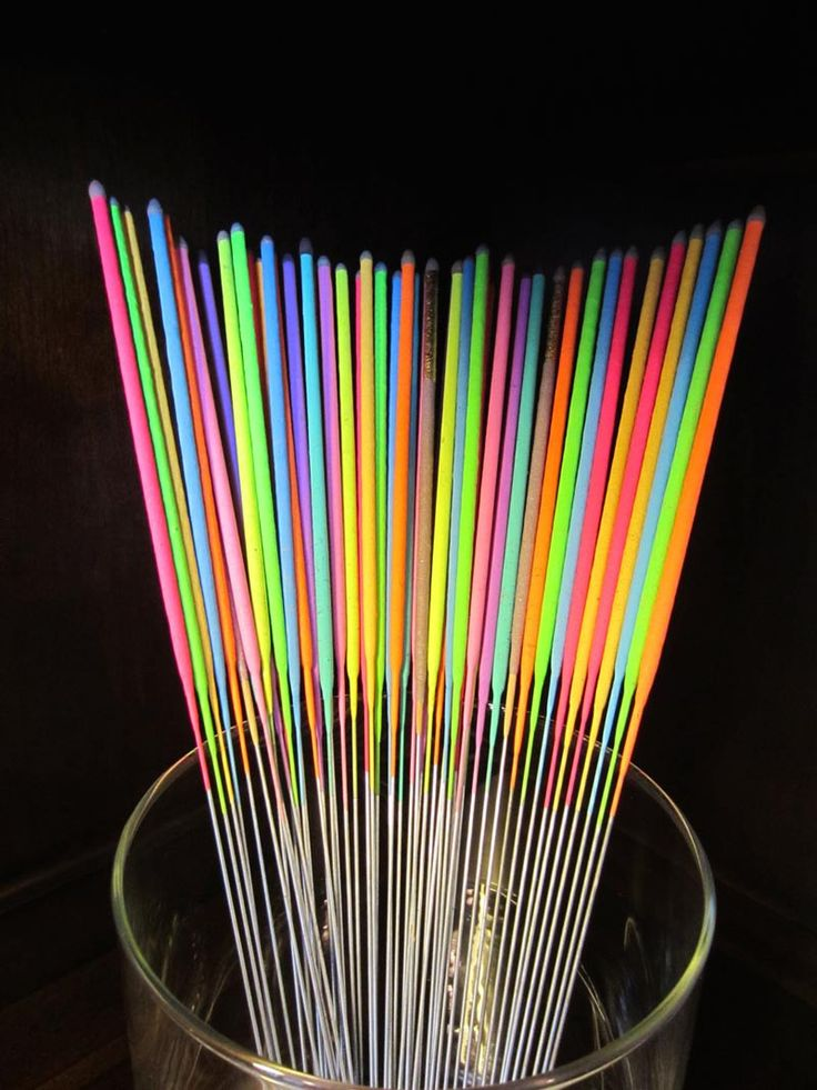 50 Neon Sparklers. Perfect for a #sparklersendoff SparklingSparklers.com