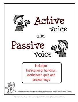 Passive voice exercises questions