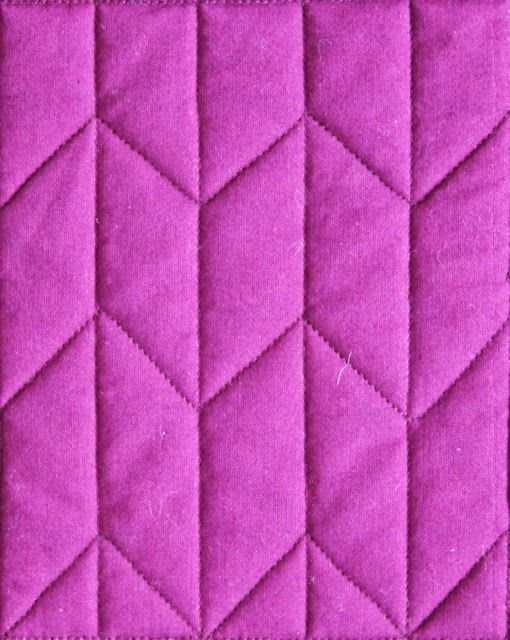 Rachael Dorr: April Lesson (& Giveaway) 100+ Straight Line Quilting Designs
