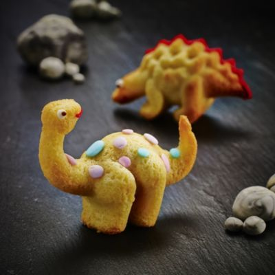 Silicone Dinosaur Cake Mould in cake moulds. Too bad it's $56 to get it to the US...